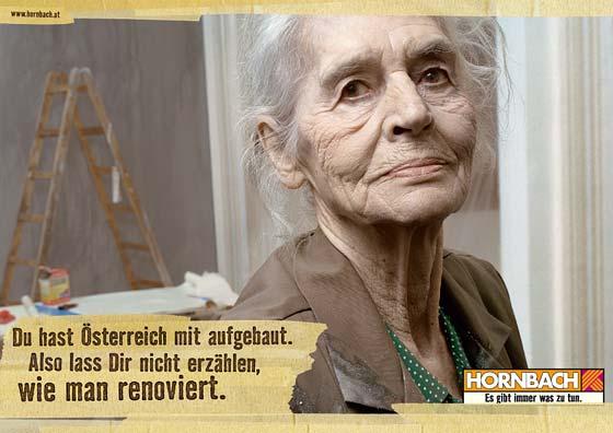 Hornbach Werbung für Toleranz