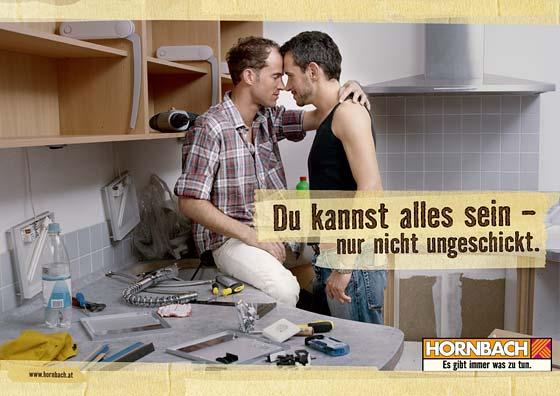 Hornbach Plakat
