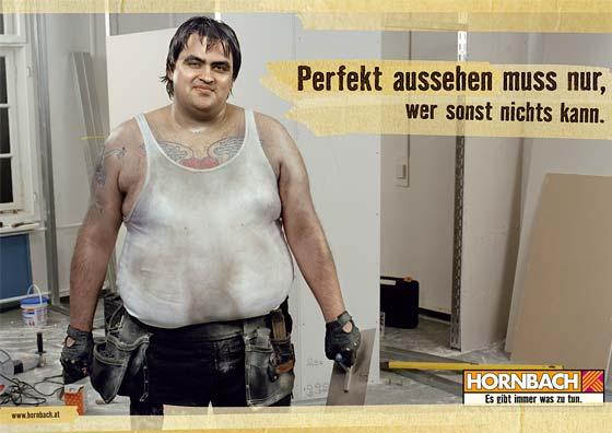 Hornbach Werbung