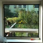 Fenster von außen einbauen