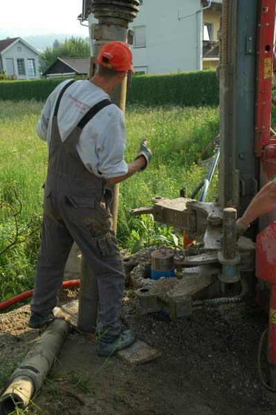 Häufig Brunnenbau einer Profifirma CU39