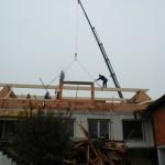 Hornbach verkauft Dachstühle