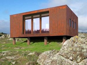 Minihaus baupl ne for Holzhaus kleinhaus