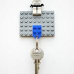 Schlüsselhalter aus Lego